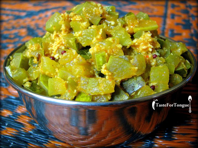 Watermelon rind recipe